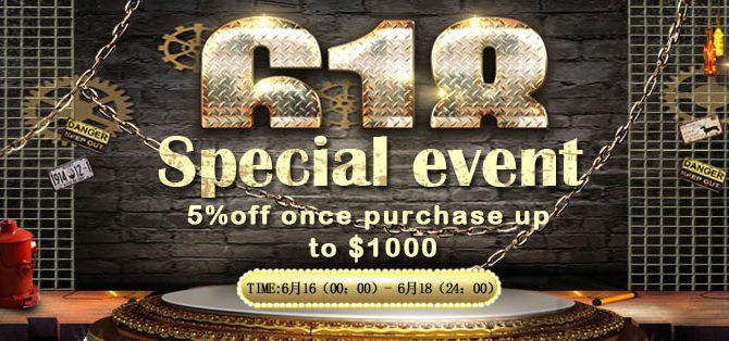 SPECIAL EVENT-618
