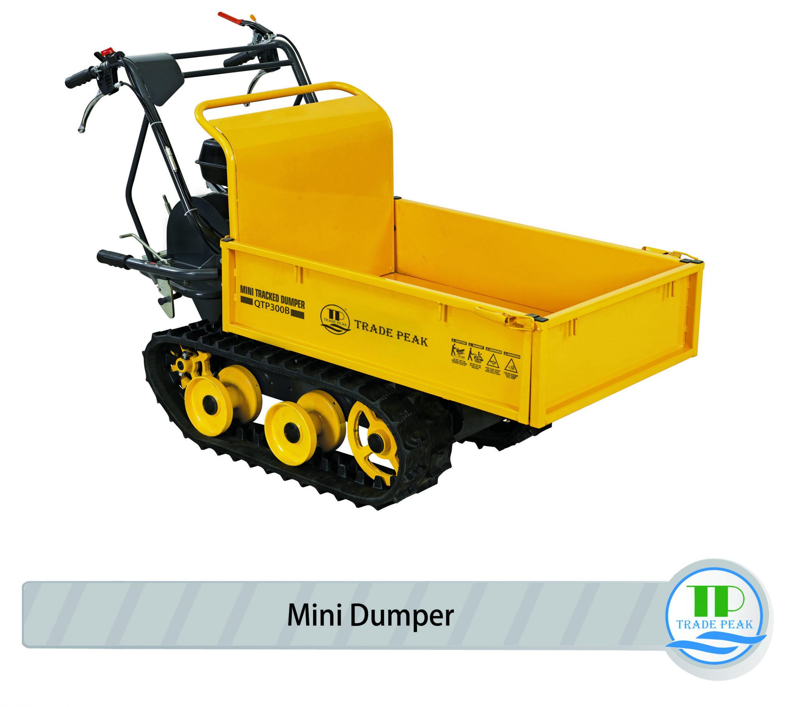 QTP300B Mini Dumper