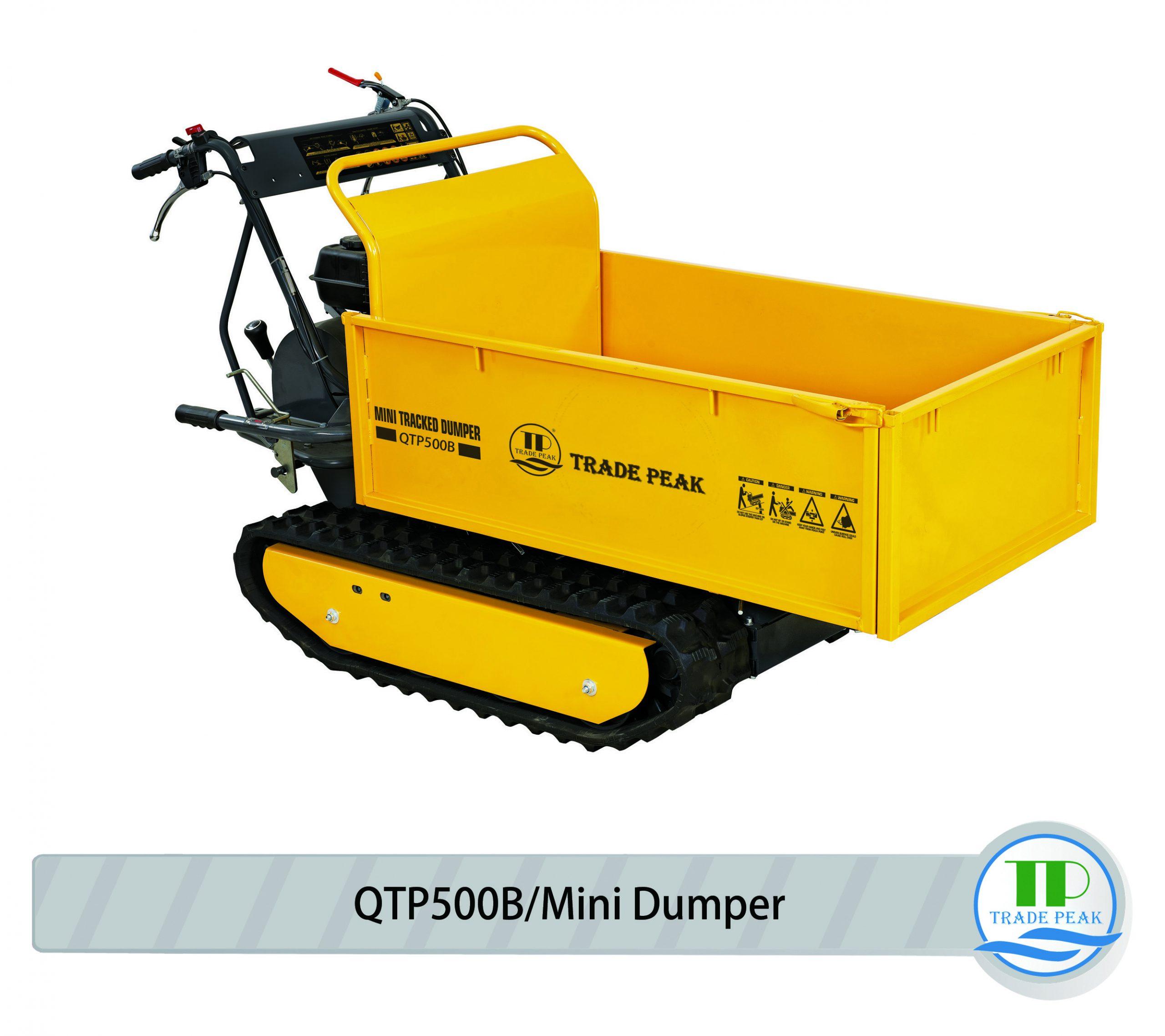 tradepeak mini dumper