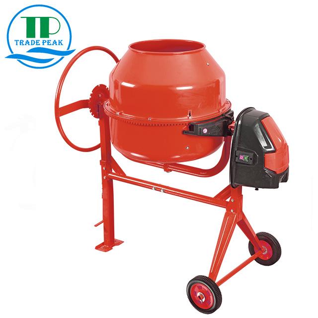 Concrete Mixers QTP4550