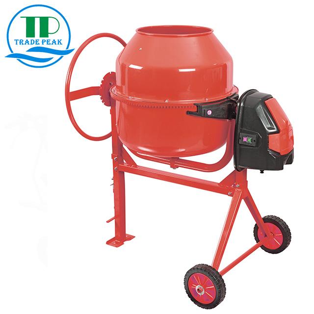 Concrete Mixers QTP4552