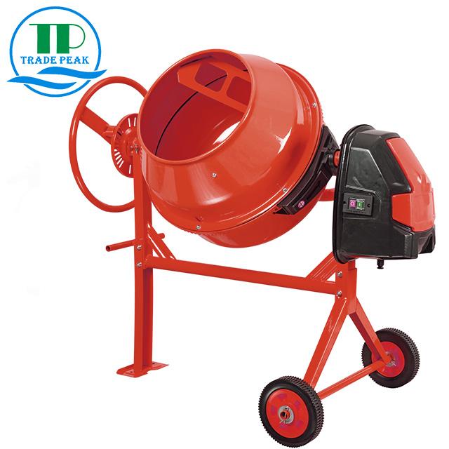 Concrete Mixers QTP4538