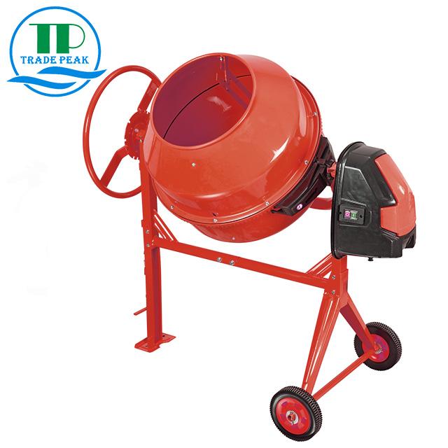 Concrete Mixers QTP4540