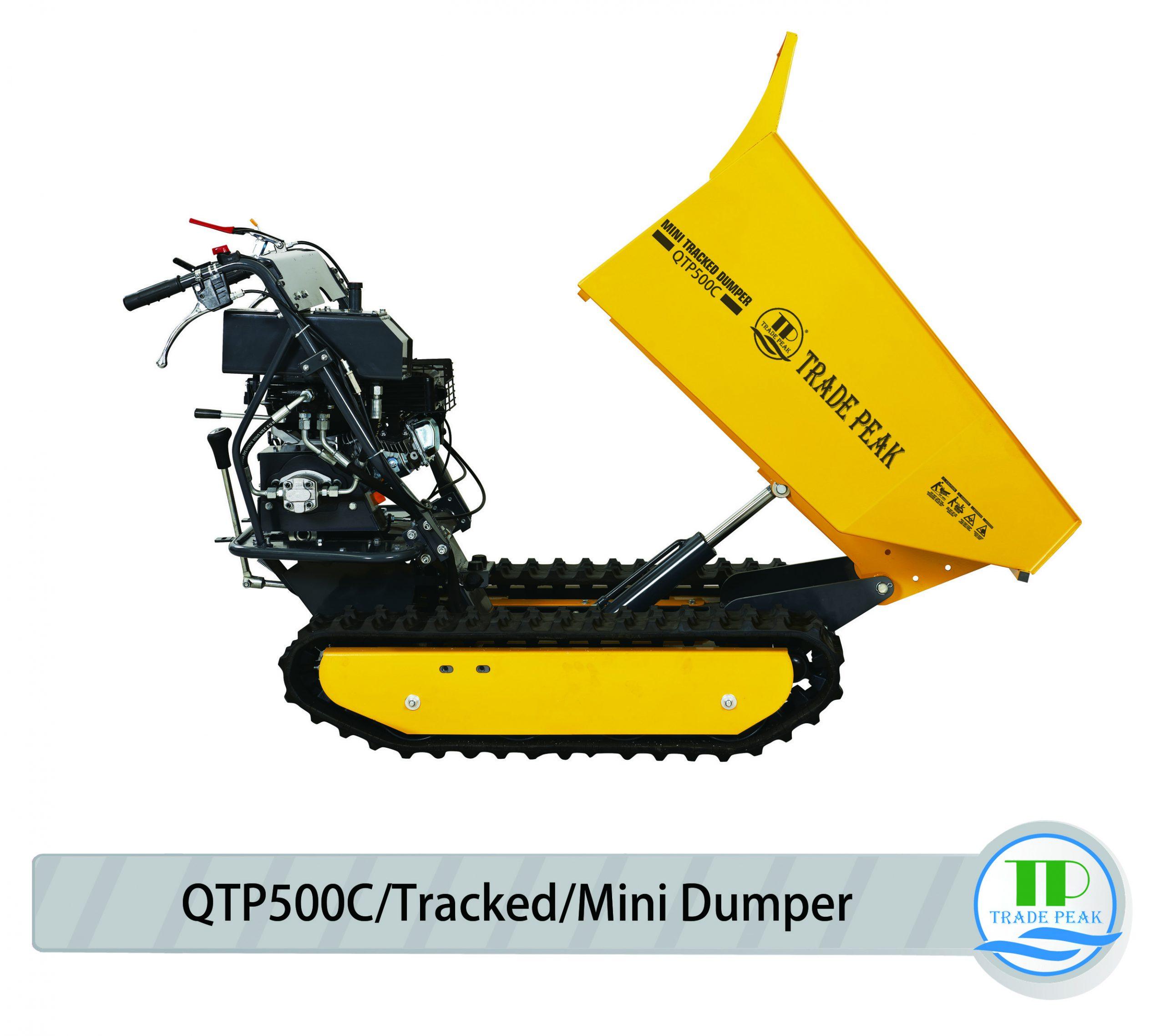 500kg Mini Dumper