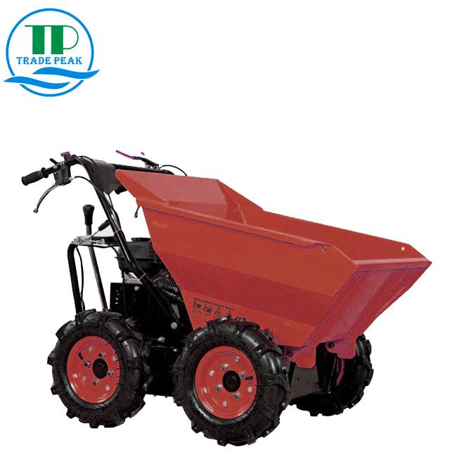 Powered Wheelbarrow 300kg QTP300N