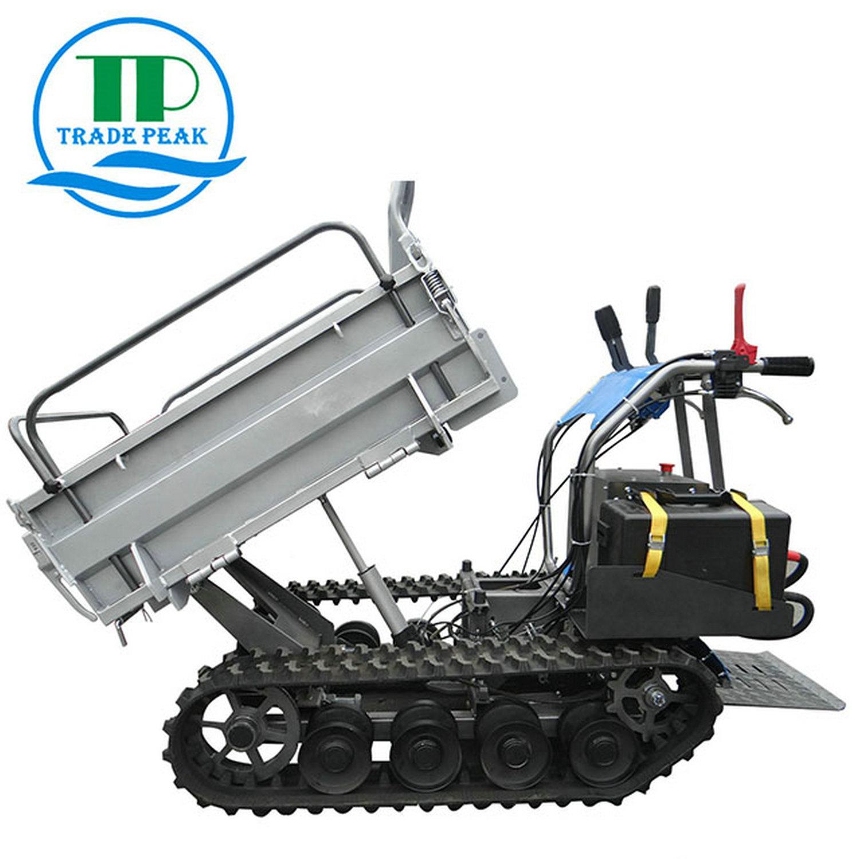 Mini Dumper QTP500E (3)