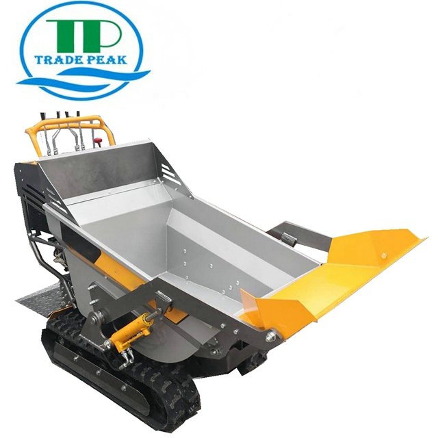 Hydraulic Mini Dumper 500kg QTP600H