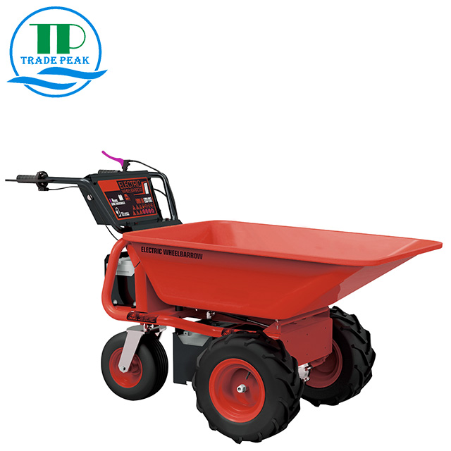 Battery Powered Barrows 300kg QTP530