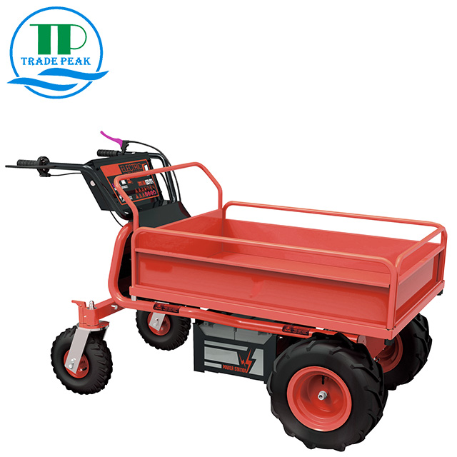 Battery Powered Barrows 500kg QTP555