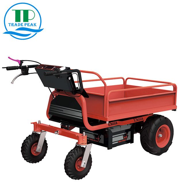 Battery Powered Barrows QTP555