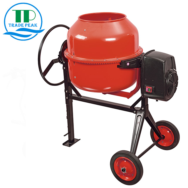 Concrete Mixers QTP4055