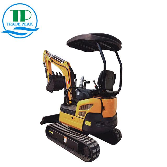 Mini Excavator QTP18 (2)