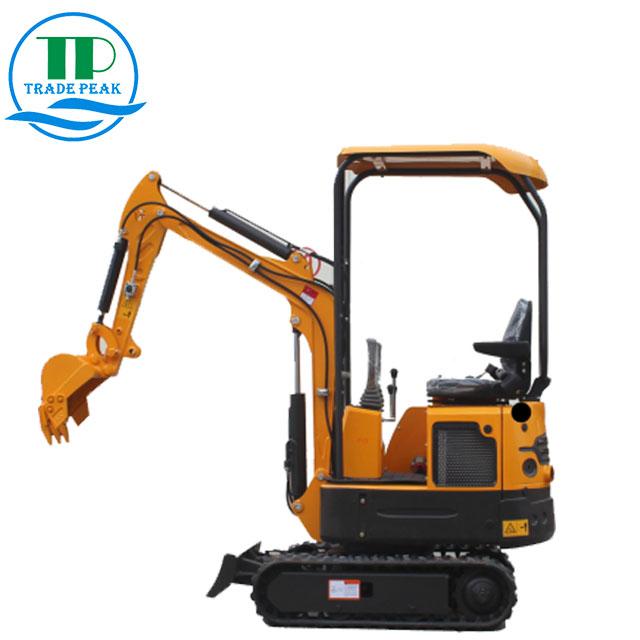 Mini Excavator QTP12 (2)
