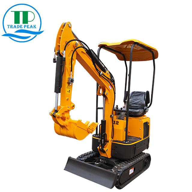 Mini Excavator QTP12
