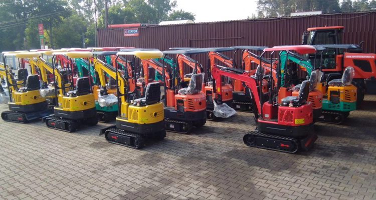 How To Find A Mini Excavator
