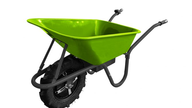 Electric Wheelbarrow Collection